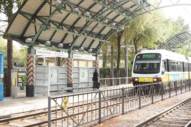 Dallas Zoo Station 215