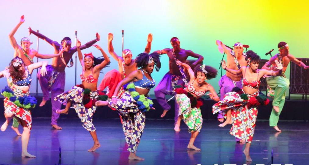 DanceAfrica - Photo Courtesy of Dallas Black Dance Theatre