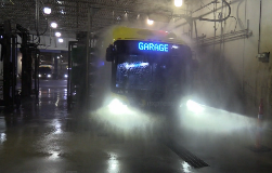 DART Bus Wash