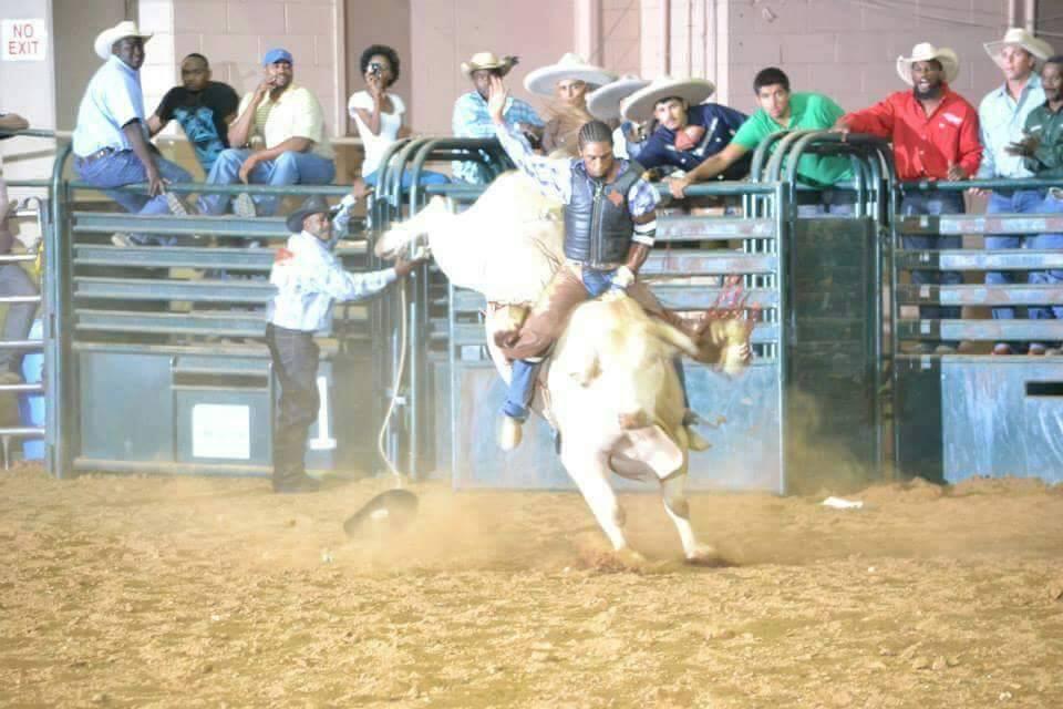 Texas Black Invitational Rodeo 1
