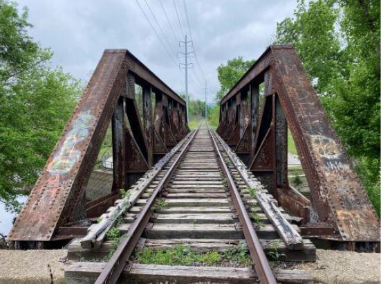 White Rock Creek Bridge