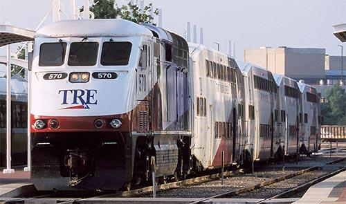 TRE Returns to Regular Weekday Service Starting Oct. 19