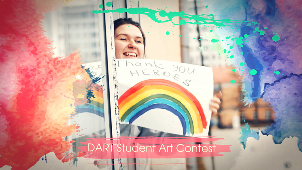 2021 DART Student Art Contest Now Open Through March 23