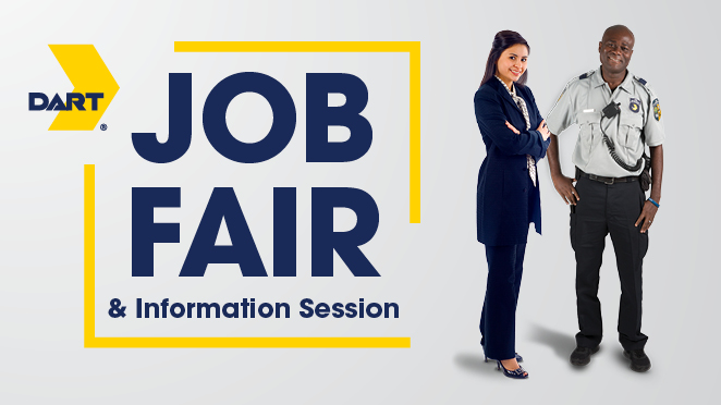 DART Job Fair and Information Session