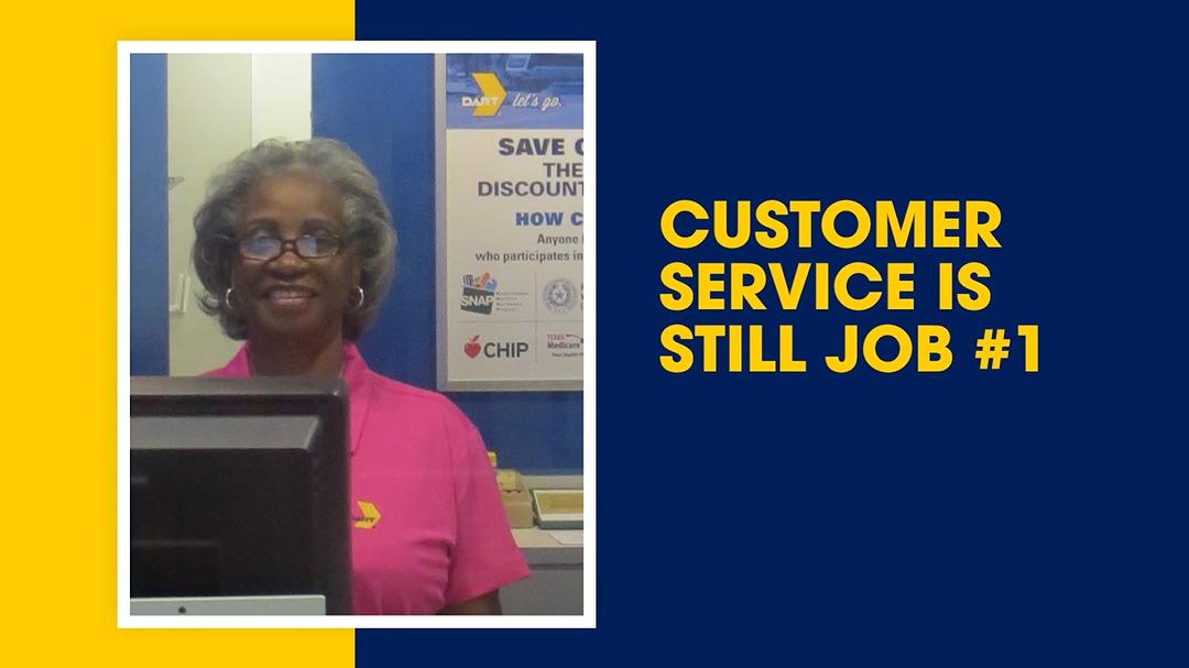 Ask DART: Customer Service is Still Job #1