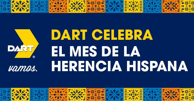 DART Celebrates Hispanic Heritage Month