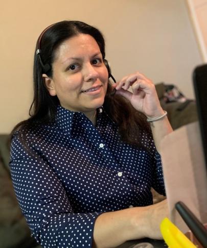 Front-Line Employee Profile: Irene Pena, DART Reservationist