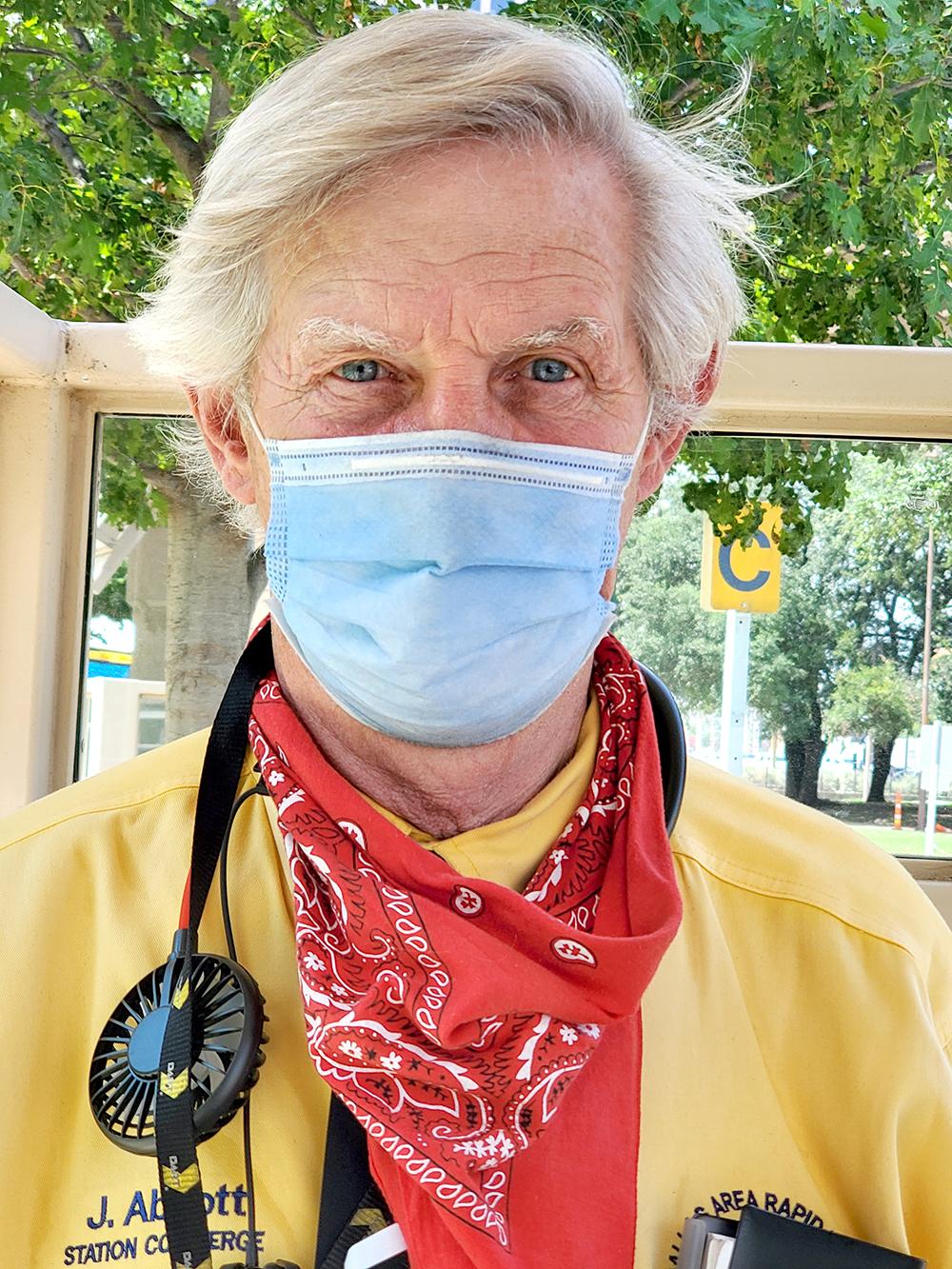 Front-Line Employee Profile: John Abbott, DART Station Concierge