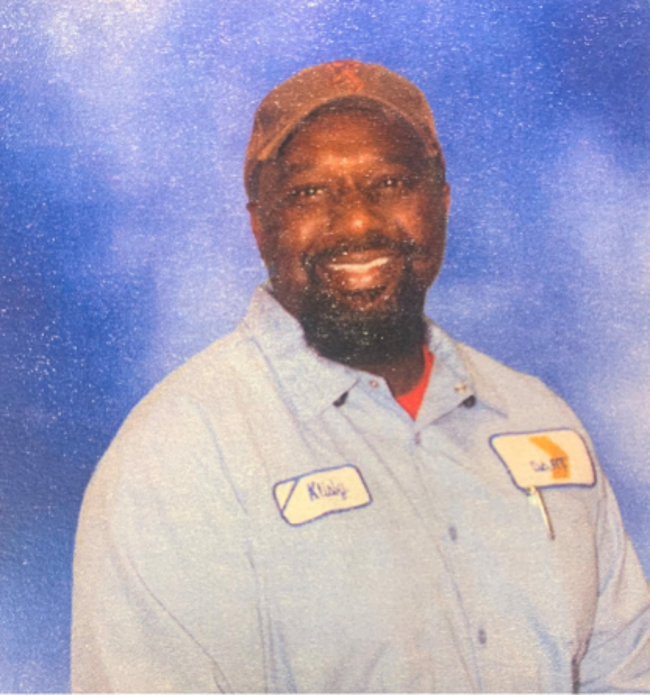 Front-Line Employee Profile: Klisby Robinson DART Body Mechanic
