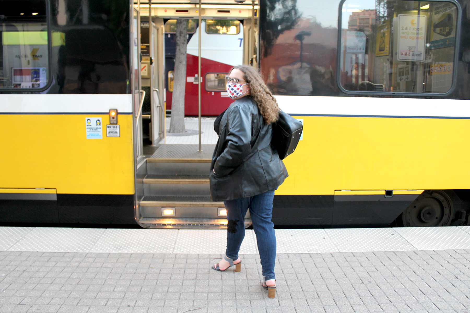 Plan Your Trip on DART to a Voting Location