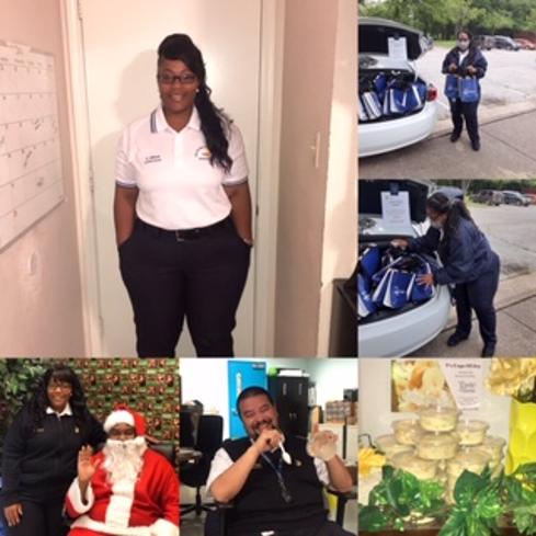 Front-Line Employee Profile: Vanetta Alford, DART Transit Center Supervisor