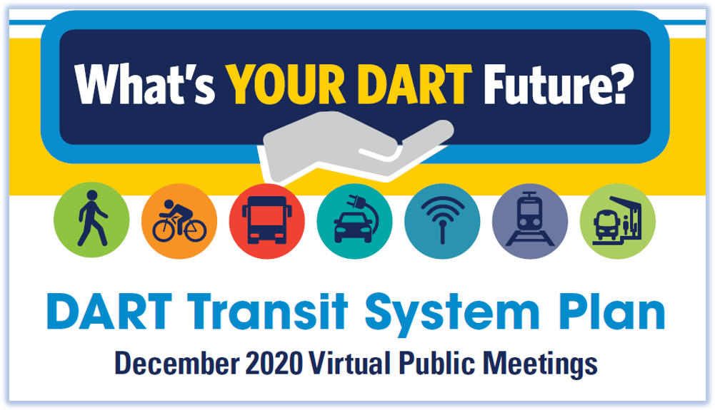 Share Your Feedback and Help Shape Public Transit in North Texas