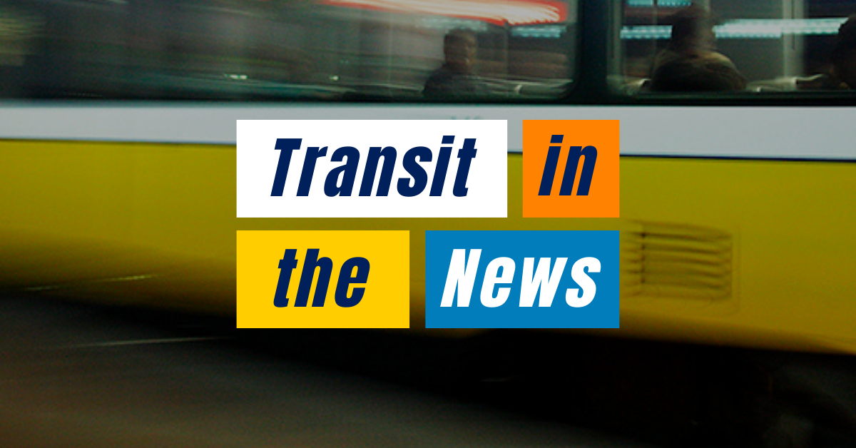 Transit in the News