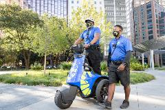 Downtown Dallas Inc Security T3 Patroller
